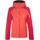 Haglöfs Roc Spirit Jacket Women Pop Red/Rich Red